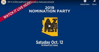 Nominees Announced For Arizona Drone Film Fest