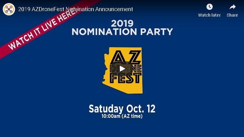 Nominees Announced For Arizona Drone Film Fest