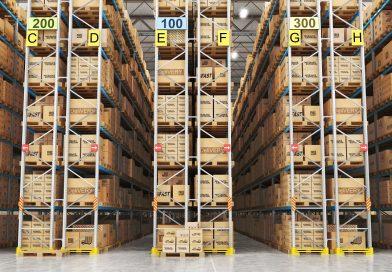 warehouse drones