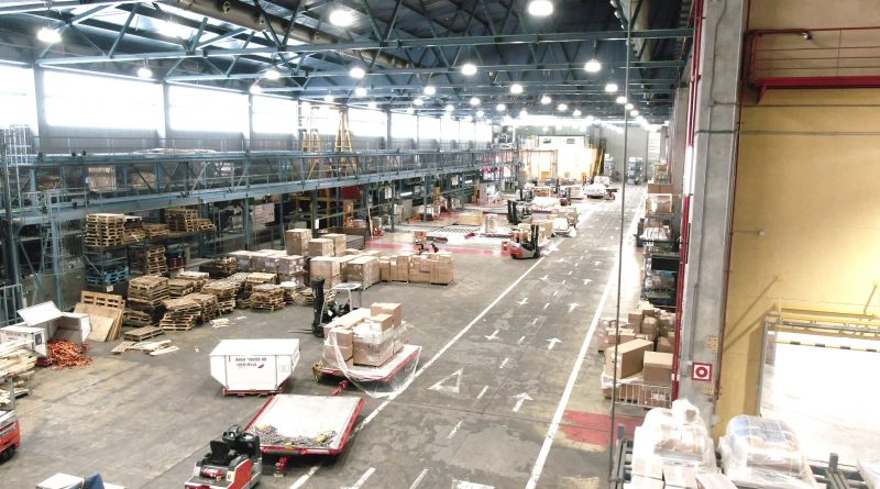 IAG Cargo Warehouse