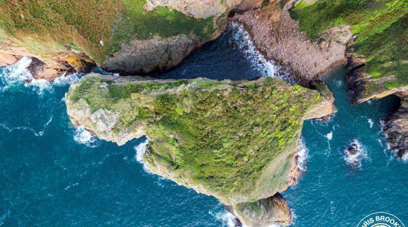 Ile Agois Drone photo