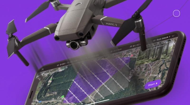 Tap2Map Drones