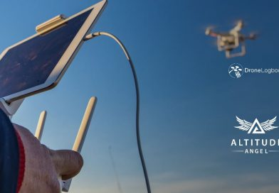 DroneLogbook Turns to Altitude Angel to Power Platform Across Europe, Asia, and Africa